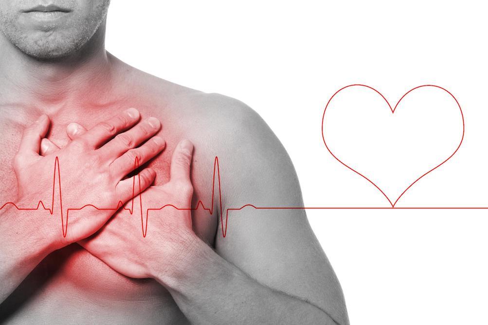 Нарушение сердца. Сердечно-сосудистые заболевания – стенокардия и инфаркт