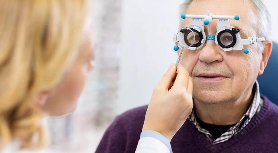 Берегите зрение — пейте витамины для глаз!
